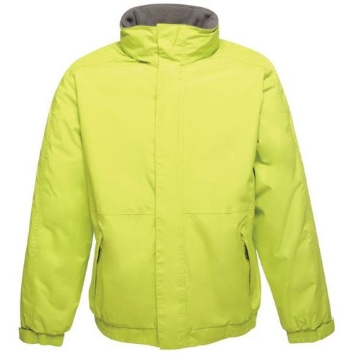 Clothing Men Jackets Professional DOVER Waterproof Insulated Jacket Navy Yellow Yellow