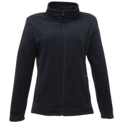 Clothing Women Fleeces Professional Micro Full Zip Fleece Blue Blue