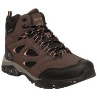 Shoes Women Boots Regatta Holcombe IEP Waterproof Walking Boots Brown Brown