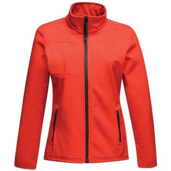 Clothing Fleeces Professional OCTAGON II Waterproof Softshell Jacket Red