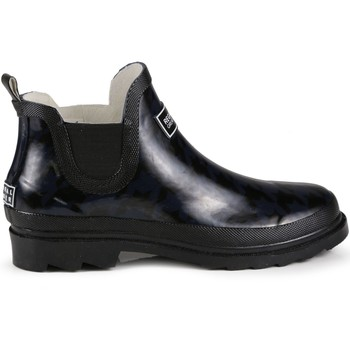 Shoes Women Wellington boots Regatta Harper Low Wellington Boots Black Black
