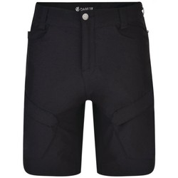 Clothing Men Shorts / Bermudas Dare 2b TUNED IN II Waterproof Technical Shorts Atlantic Blue Black Black