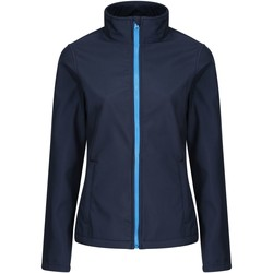 Clothing Track tops Professional ABLAZE Printable Softshell Jacket Blue