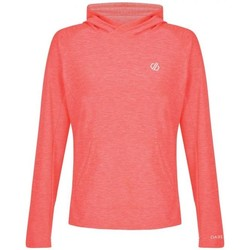 Clothing Women Sweaters Dare 2b Sprint City Lightweight Hoodie Orange Orange