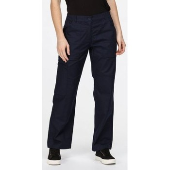 Clothing Women Trousers Professional Action Trousers Navy Navy