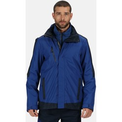 Clothing Men Parkas Professional CONTRAST 3in1 Waterproof Jacket Seal Grey Black Blue Blue
