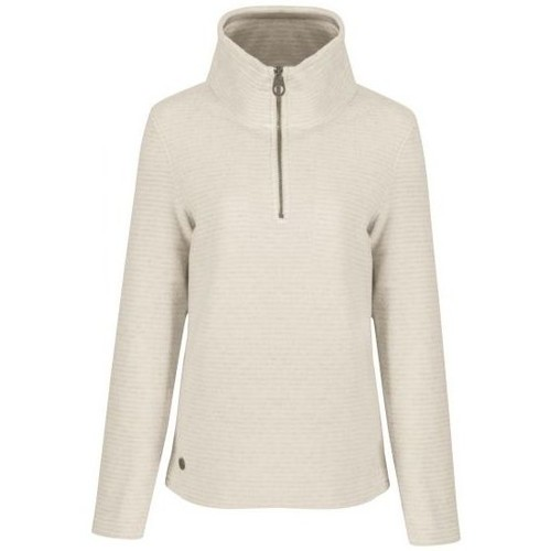 Clothing Women Fleeces Regatta SOLENNE Fleece Light Vanilla Cream Cream