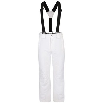 Clothing Children Trousers Dare 2b Outmove Ski Pants White White
