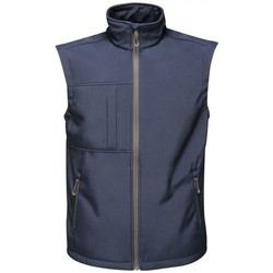 Clothing Men Jackets / Cardigans Professional Octagon II 3 Layer Softshell Bodywarmer Blue Blue
