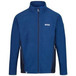 Clothing Men Fleeces Regatta Men's Tafton Honeycomb Full Zip Stretch Fleece Blue