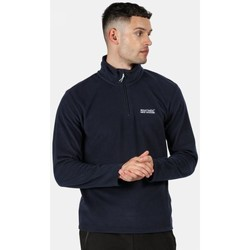 Clothing Men Fleeces Regatta Thompson Lightweight Half-Zip Fleece Blue Blue