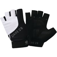 Clothes accessories Women Gloves Dare 2b FORCIBLE Technical Fingerless Gloves Black