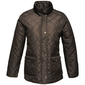 Clothing Women Duffel coats Professional TARAH Quilted Jacket Black