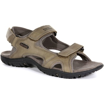 Shoes Men Outdoor sandals Regatta Haris Lightweight Walking Sandals Brown Brown