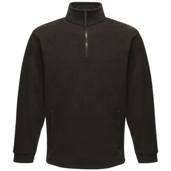 Clothing Men Fleeces Professional THOR Half-Zip Fleece Black