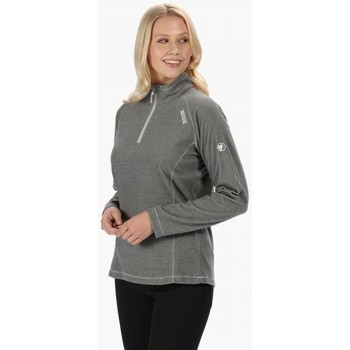 Clothing Women Fleeces Regatta MONTES Fleece Petrol Blue Grey Grey