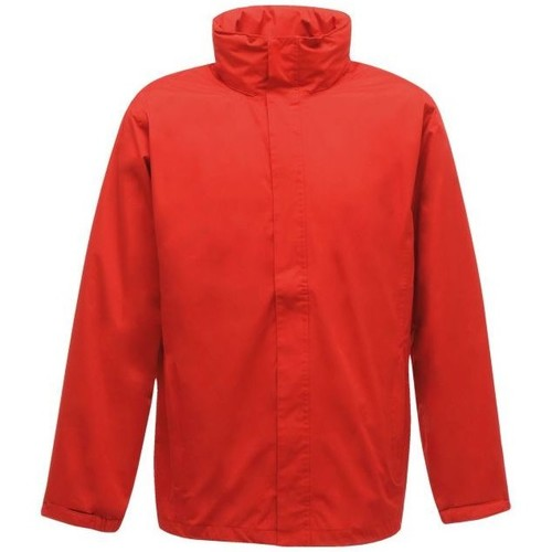 Clothing Men Coats Professional ARDMORE Waterproof Shell Jacket Seal Grey Black Red Red