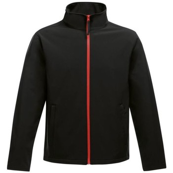 Clothing Coats Professional ABLAZE Printable Softshell Jacket Classic Red Black Black Black