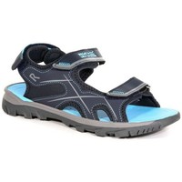 Shoes Women Sandals Regatta LADY KOTA DRIFT Sandals Briar Grey Neon Peach Blue Blue