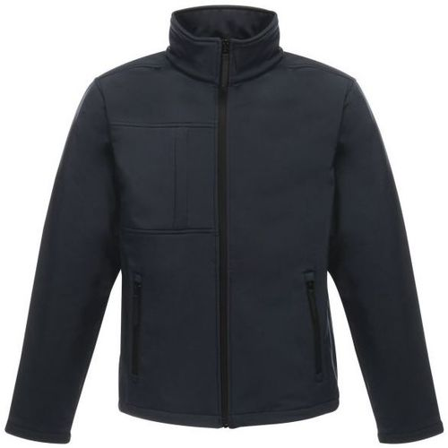 Clothing Jackets Professional OCTAGON II Waterproof Softshell Jacket Seal Grey Black Blue Blue