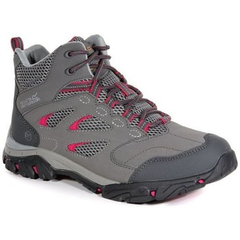 Shoes Women Walking shoes Regatta LADY HOLCOMBE IEP Mid Boots Grey