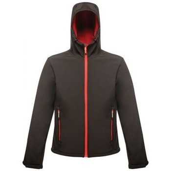 Clothing Men Jackets Professional ARLEY II Printable Softshell Jacket Black