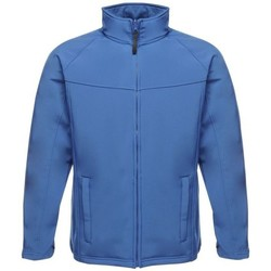 Clothing Men Coats Professional UPROAR Interactive Softshell Jacket Blue