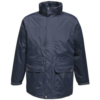 Clothing Men Coats Professional DARBY III Waterproof Insulated Jacket Navy Blue Blue