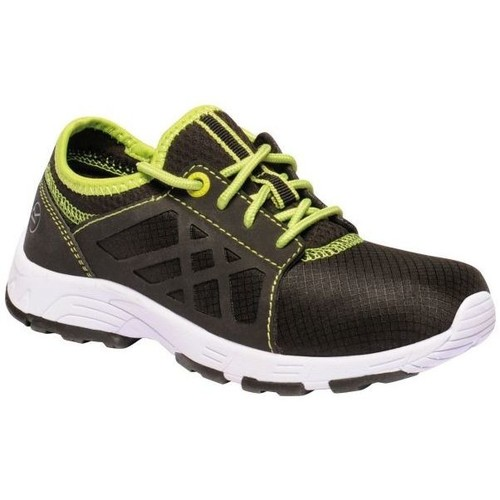 Shoes Children Multisport shoes Regatta Kids' Marine Sport Trainers Black