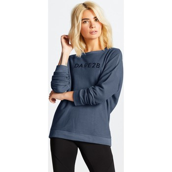 Clothing Women Sweaters Dare 2b Resilience Cutout Neck Sweater Grey Grey