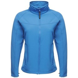 Clothing Women Coats Professional UPROAR Interactive Softshell Jacket Blue