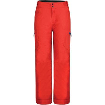 Clothing Children Trousers Dare 2b Kids Spur On Ski Pants Red Red