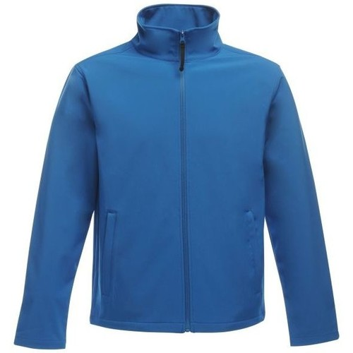 Clothing Men coats Professional Classic Softshell Blue Blue