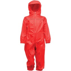 Clothing Children Jumpsuits / Dungarees Professional PADDLE Waterproof Breathable Puddlesuit Red