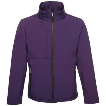 Clothing Coats Professional OCTAGON II Waterproof Softshell Jacket Purple