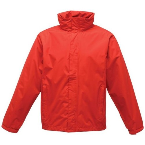 Clothing Coats Professional PACE II Waterproof Shell Jacket Red