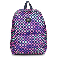Bags Rucksacks Vans OLD SKOOL III BACKPACK Multicolour