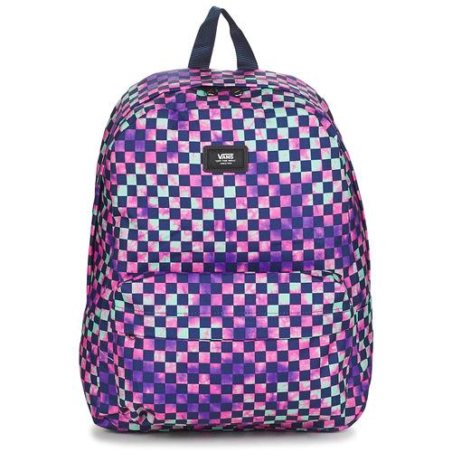 Bags Rucksacks Vans OLD SKOOL III BACKPACK Multicolour