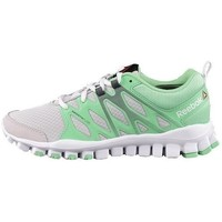 Shoes Women Low top trainers Reebok Sport Realflex Train 40 Celadon