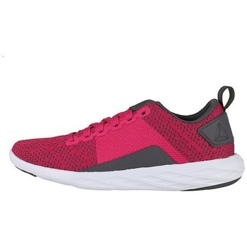 Shoes Women Derby Shoes & Brogues Reebok Sport Astroride WA Grey,Pink