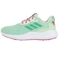 Shoes Children Derby Shoes & Brogues adidas Originals Alphabounce RC XJ White, Green, Pink