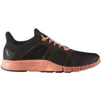 Shoes Women Low top trainers adidas Originals Adipure Flex W Black, Orange
