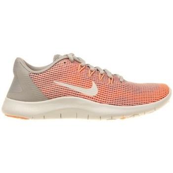 Shoes Women Running shoes Nike Flex 2017 RN Wmns Grey,Pink