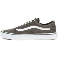 Shoes Low top trainers Vans Old Skool Suiting White,Grey