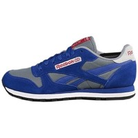 Shoes Men Low top trainers Reebok Sport Classic Sport Clean Blue