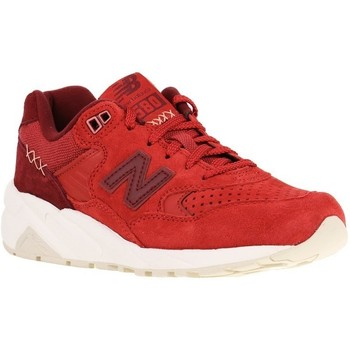 Shoes Women Low top trainers New Balance 580 Red