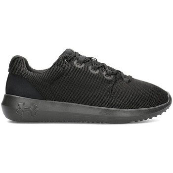 Shoes Men Low top trainers Under Armour Ripple 20 Black