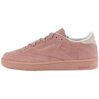 Shoes Women Low top trainers Reebok Sport Club C 85 Nbk Pink