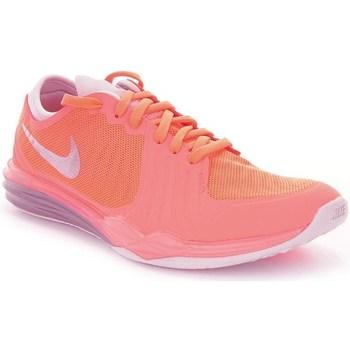 Shoes Women Low top trainers Nike Dual Fusion TR 4 Orange