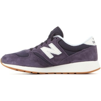 Shoes Women Low top trainers New Balance WRL420TB Purple